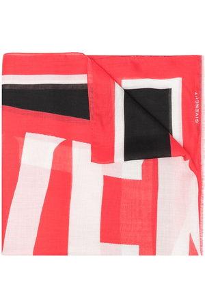 Givenchy Foulard con design color-block