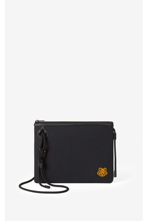 Kenzo Tiger Crest bag with strap