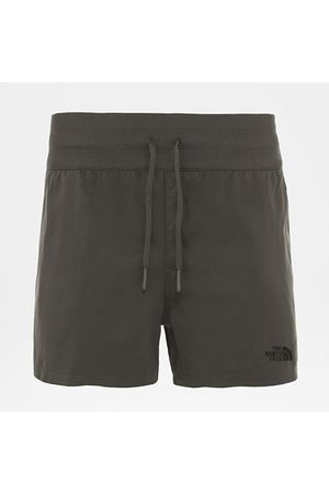 The North Face The North Face Shorts Donna Aphrodite New Taupe Green