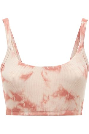 YEAR OF OURS Bralette Stretch Tie Dye