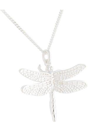 Karen Walker Collana con pendente libellula