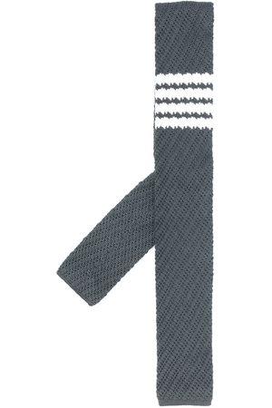 Thom Browne Uomo Papillon - Cravatta con righe