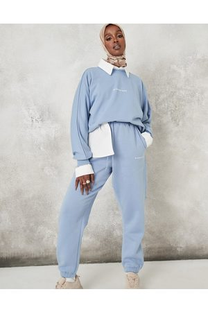 Missguided MIB - Joggers oversize in coordinato