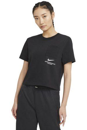 Nike Sportswear Swoosh W- T-shirt - donna. Taglia L