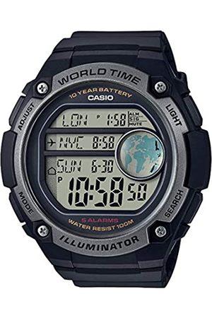 Casio Orologio Digitale Quarzo Uomo con Cinturino in Plastica AE-3000W-1AVEF