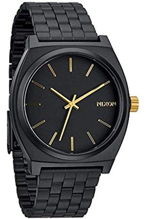 Nixon Orologio da Uomo Analogico al Quarzo con Cinturino in Acciaio Inox – A0451041-00