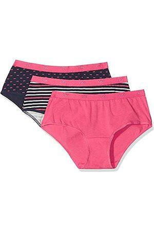 DIM Les Pockets Coton Boxer X3 Slip, Blu , No Aplicable Donna