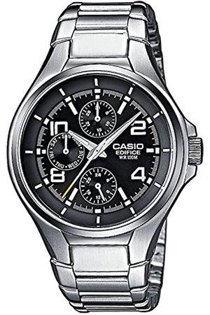 Casio EDIFICE Orologio, Robusta Cassa, 10 BAR, , Uomo con Cinturino in Acciaio Inox EF-316D-1AVEF