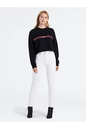 Levi's 721™ High Rise Skinny Jeans / Western White