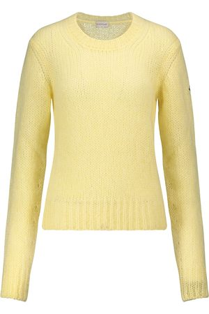 Moncler Pullover in misto mohair
