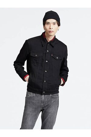 Levi's The Trucker Jacket Neutral / Dark Horse Trucker
