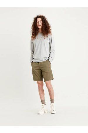 Levi's Chino Taper Shorts / Bunker Olive Leather