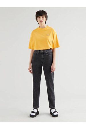 Levi's High Waisted Mom Jeans Neutral / Bomb Dot Com