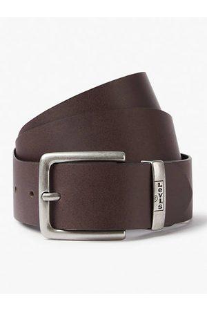 Levi's Albert Belt / Dark Brown