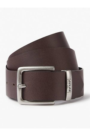 Levi's New Albert Belt / Dark Brown