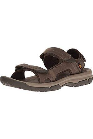 Teva Langdon Sandal M's, Scarpe da Atletica Leggera Uomo, Marrone , 48.5 EU