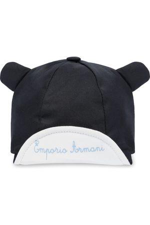 Emporio Armani Cappello da baseball in cotone