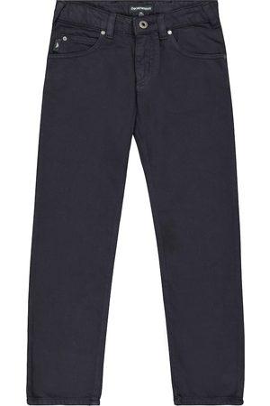Emporio Armani Jeans in misto cotone