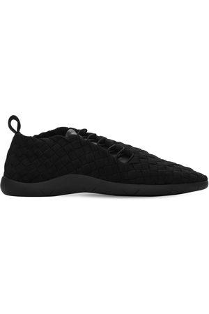 """Bottega Veneta Sneakers """"intrecciato"""" In Techno"""