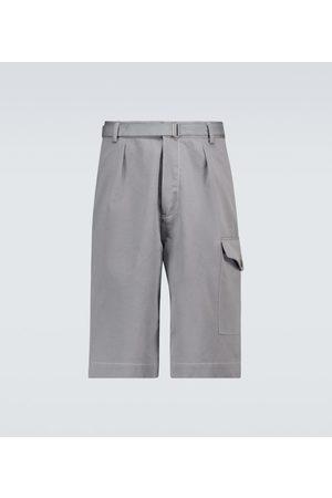 Auralee Shorts Washed Finx