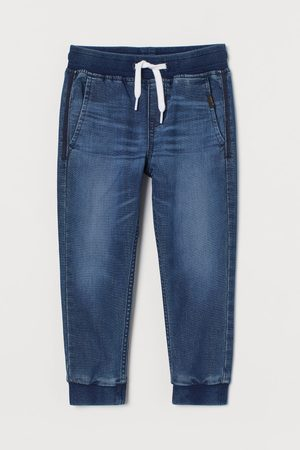 H&M Bambino Joggers - Joggers in denim Super Soft