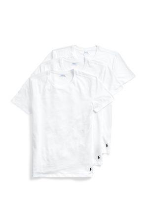 Polo Ralph Lauren Uomo Calze - Tre magliette intime Slim-Fit