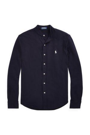 Polo Ralph Lauren Camicia in piqué Custom Slim-Fit