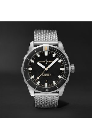 Ulysse Nardin Uomo Orologi - Diver Automatic 42mm Stainless Steel Watch, Ref. No. 8163-175-7M/92