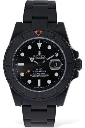 """MAD Paris Orologio """"rolex Co-lab Submariner Date"""" 40mm"""