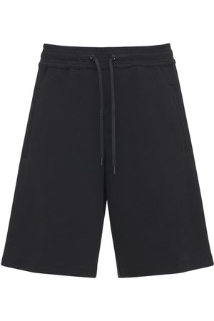 Neil Barrett Shorts Oversize In Misto Viscosa
