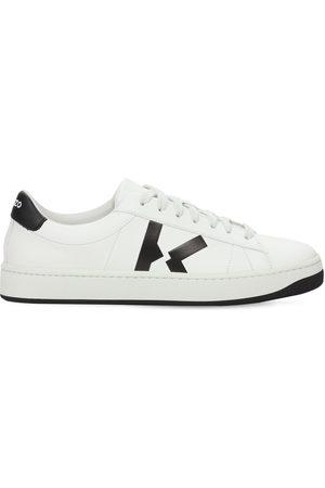 "Kenzo Sneakers ""court"" In Pelle 20mm"