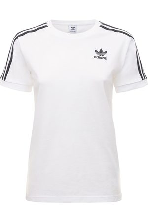 "adidas Donna T-shirt - T-shirt ""3 Stripes"""
