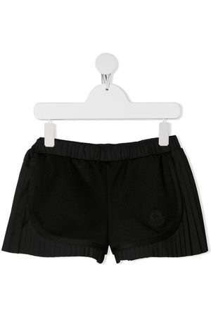 Moncler Shorts elasticizzati con applicazione