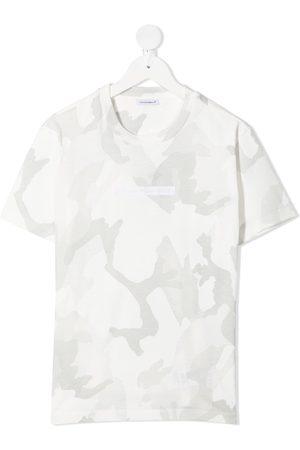 Dolce & Gabbana T-shirt con stampa camouflage
