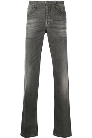 Gucci Jeans dritti con effetto vissuto
