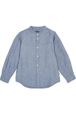Il gufo Camicia in lino