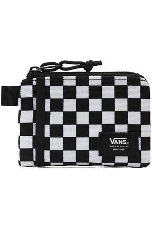 Vans Portafoglio Pouch (black-white Check) Uomo
