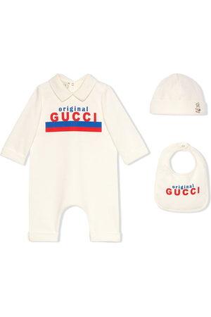 Gucci Set tre pezzi con stampa Original Gucci