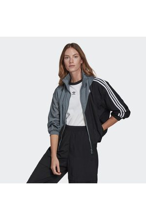 adidas Donna Top - Track top adicolor Sliced Trefoil
