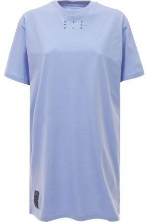 """McQ T-shirt """"collection 0"""" In Jersey Di Cotone"""