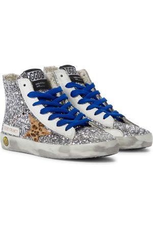 Golden Goose Sneakers Francy con glitter
