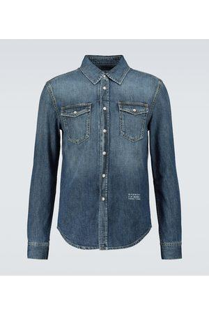 Givenchy Camicia di jeans