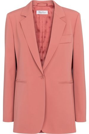 Max Mara Blazer Accorta in lana vergine