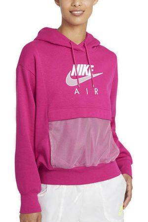 Nike Air Hoodie - felpa con cappuccio - donna. Taglia L