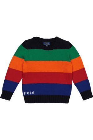 Ralph Lauren Pullover a righe in cotone