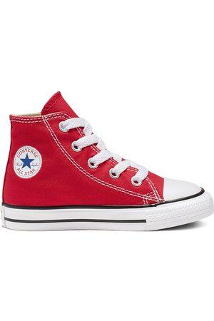 scarpe bambino converse rosse