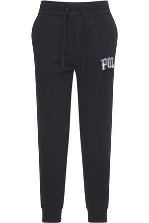 POLO RALPH LAUREN Pantaloni In Felpa Di Misto Cotone