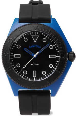 BAMFORD LONDON Uomo Orologi - Mayfair Sport Limited Edition Polymer and Rubber Watch