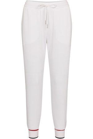 Thom Browne Pantaloni sportivi in jersey di cotone