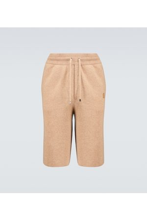 Burberry Shorts Hurst in cashmere